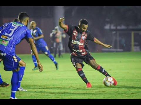Vitória 1 x 0 Jacobina - Campeonato Baiano 2020