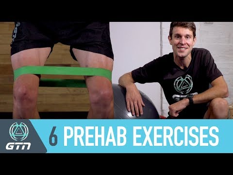 Injury Prevention, Stretch Exercises