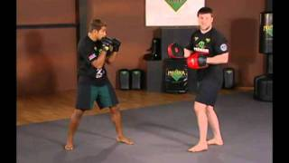 Mixed Martial Arts | Advanced | Ground and Pound Defenses | Punching At Angles Drill