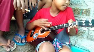 Merindukanmu ukulele versi anak B AP