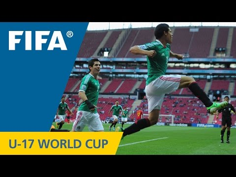 WOW! BRAZIL  MEXICO: The best penalty shootout ever?
