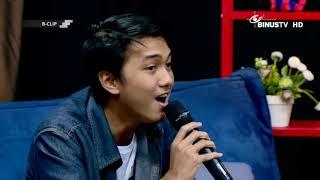 B-CLIP #1036 BARRA RAZAN - Rindu Sendiri (Iqbaal Ramadhan cover)