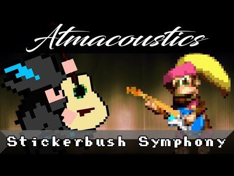 Stickerbush Symphony (Diddy's Kong Quest) - GaMetal (Acoustic)