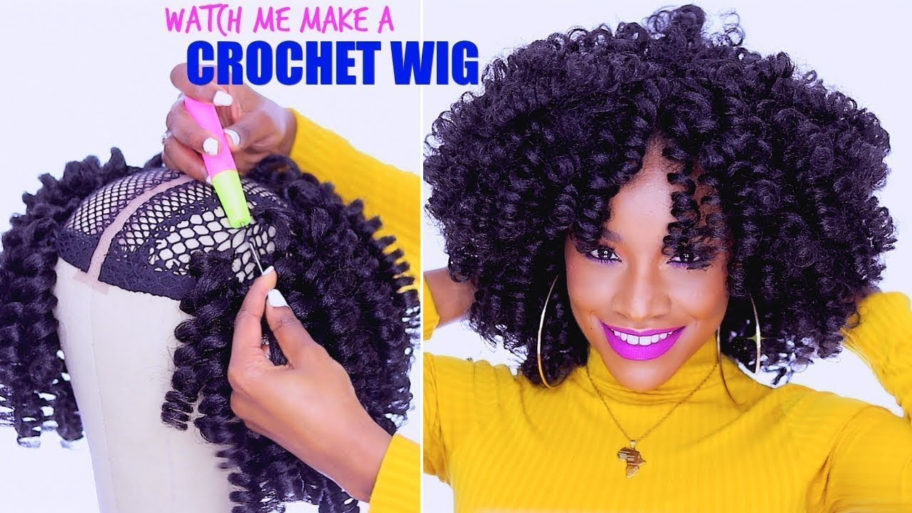 quick braid styles for black hair me slay this crochet wig 3683 | maxresdefault