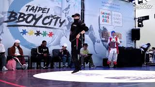 Lulu vs Yell [1on1 B-Girl Battle 05/06 | Group D Top16] ► TAIPEI BBOY CITY ◄ 2017
