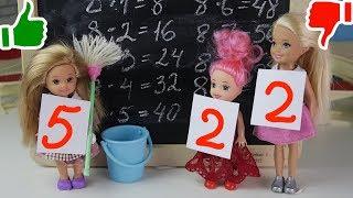 видео игрушки для девочек барби