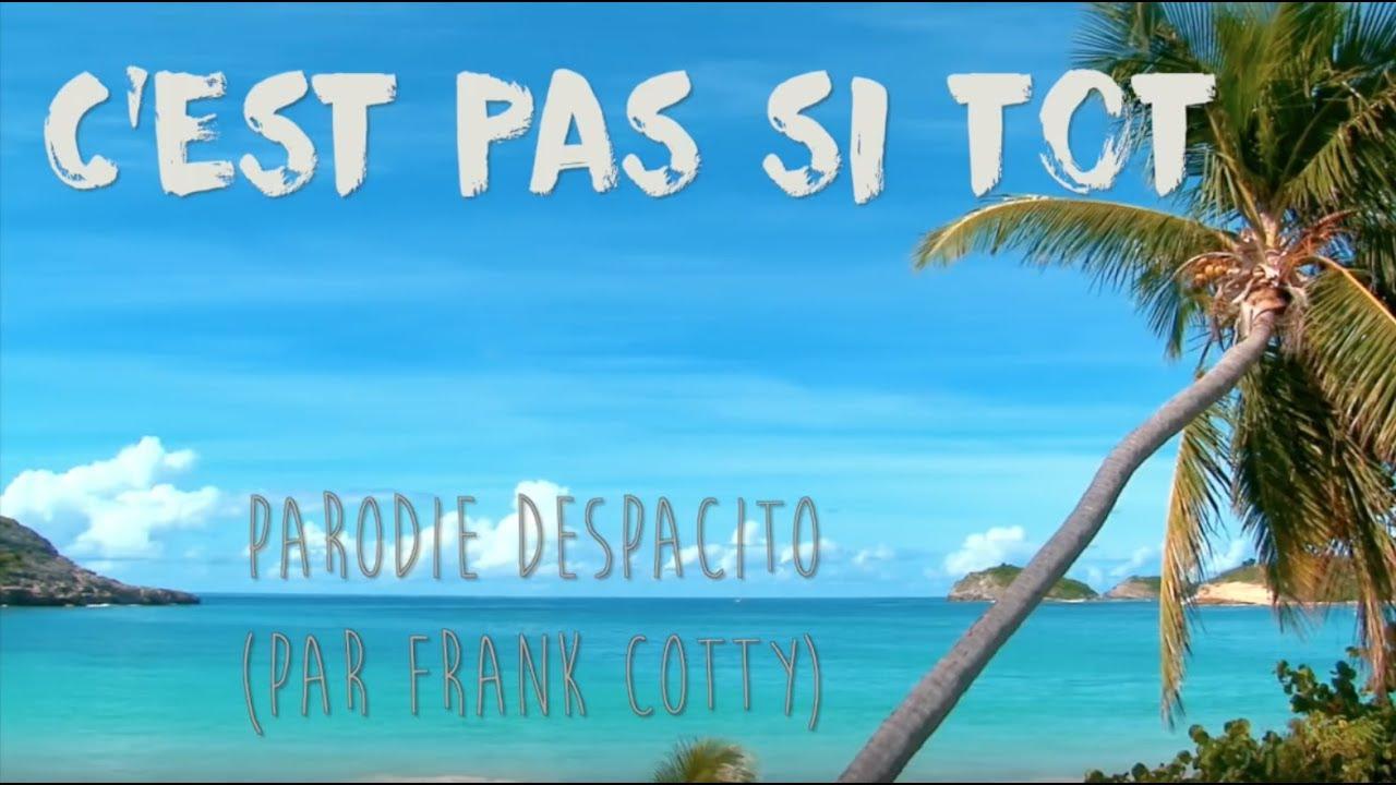 Luis Fonsi Despacito Parodie Frank Cotty