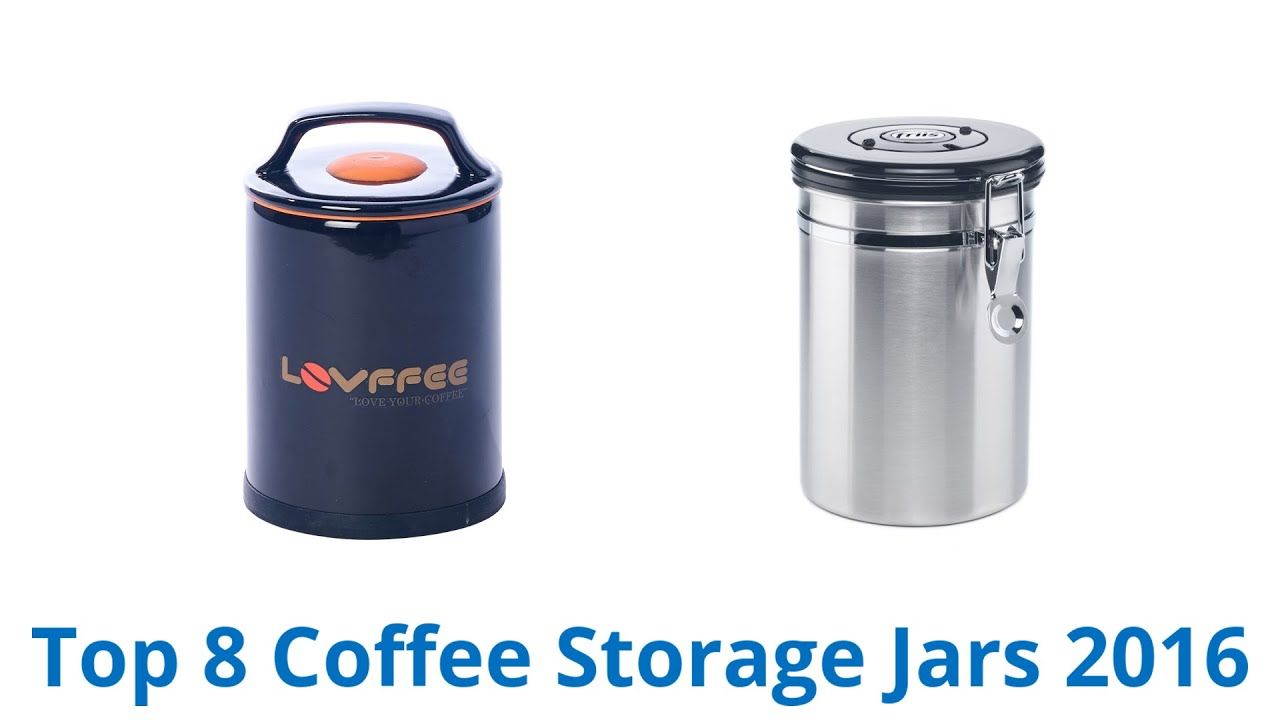 8 Best Coffee Storage Jars 2016