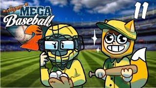 Foxman & Northernlion Play   Super Mega Baseball 2 - Ep. 11 - Mojo Frown