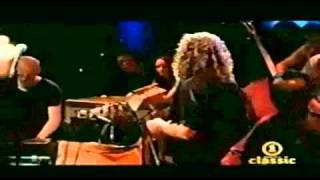 Robert Plant  - Darkness Darkness and  GTC