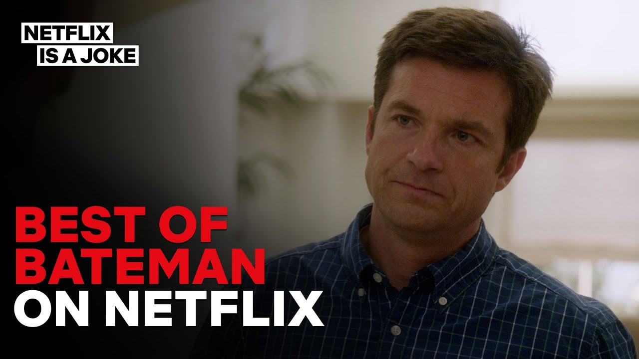 Jason Bateman's Best Netflix Moments