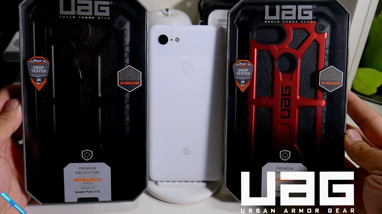 huge selection of 941f4 19a75 UAG Google Pixel 3XL Monarch Series Case! Best Premium Case Out!