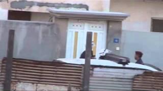 Buri Bahrain Breaking   into houses at the crucial moment بوري البحرين اقتحام المنازل في اللحظة الحاسمة   12 2 2012
