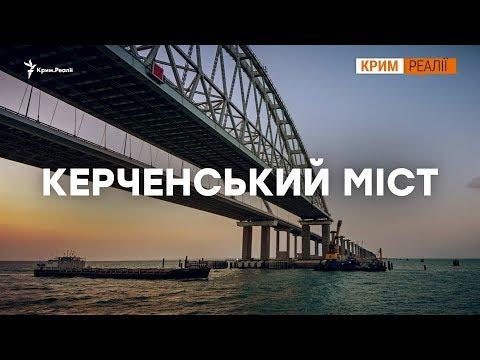 Керченський міст: виклик