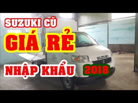 ô tô suzuki bán tải cũ