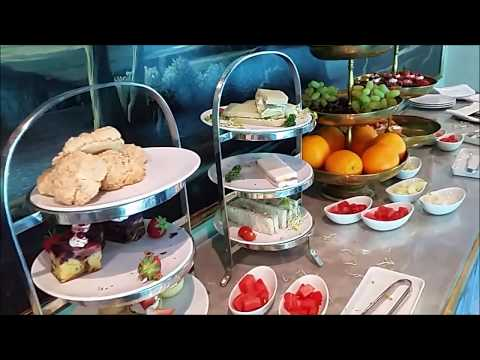 Uniworld's S.S. Maria Theresa stateroom video. Enchanting Danube.
