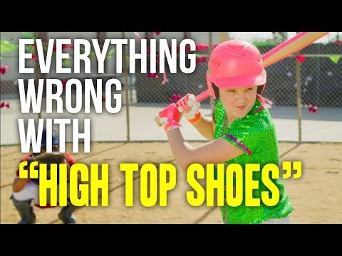 """Everything Wrong With Jojo Siwa - """"High Top Shoes"""""""