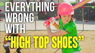 "Everything Wrong With Jojo Siwa - ""High Top Shoes"""