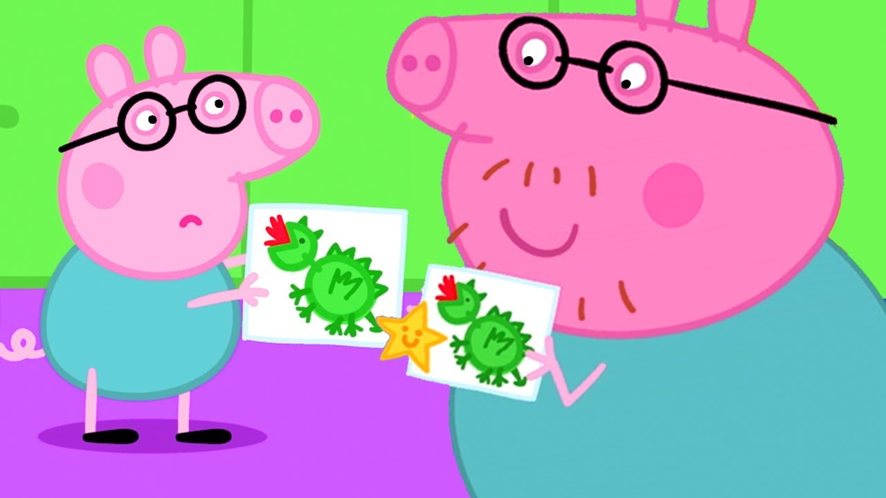 Peppa Pig Official Channel | Peppa's Circus