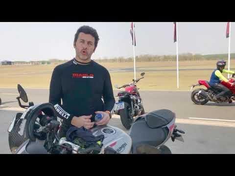 Pirelli Diablo Rosso IV - Lançamento - VÍDEO