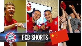 FC Bayern Shorts I China