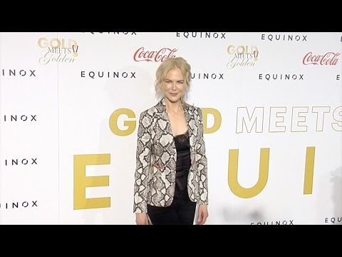 "Nicole Kidman 2017 ""Gold Meets Golden"" Event in Los Angeles"