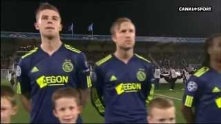 AJ Auxerre - AJAX Amsterdam