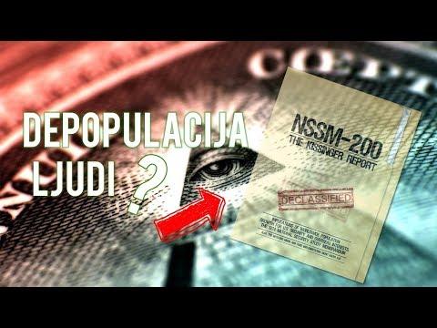 Depopulacija Ljudi - TEORIJE ZAVERE - MEMORANDUM 200