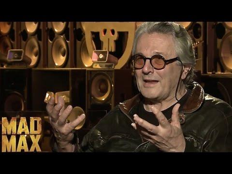 George Miller INTERVIEW Mad Max Creator Writer Director Mad Max: Fury Road  CARJAM TV HD 2015