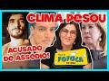 💣Caio Blat é denunciado por atrizes Globais + Zilu detona Leo Dias após ter entrevista criticada