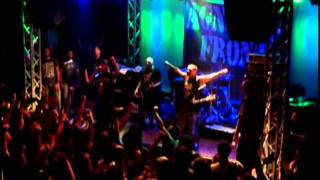 Agnostic Front - All Is Not / Forgotten / Peace / Crucifier @Kyttaro, Athens 29/06/2011