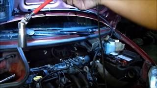 Ma Twingo 1 phase 2 de 1997  broute à l'accélération résolue
