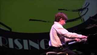 Harrison Plays Summer Jam by The Piano Guys for ISCA Rising Stars