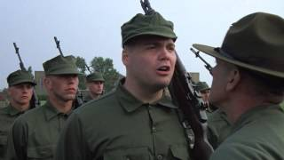 """Full Metal Jacket 1987 - """"what Side Was That Private Pyle!?"""""""