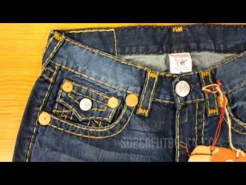 Мужские джинсы True Religion