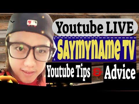 SayMyName TV (LIVE) New Update Of Youtube Pasok Kayu At Meron Balita Sa Youtube Learn Here!