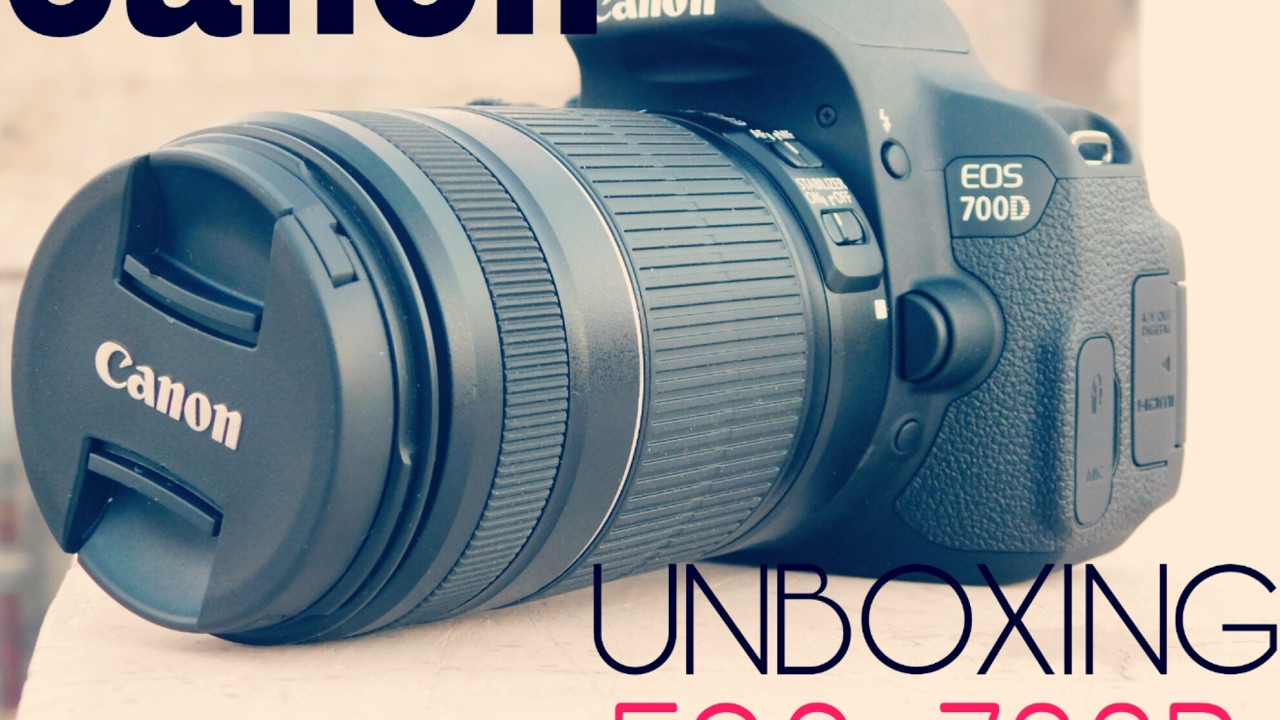 Camera My First Dslr Camera unboxing canon 700d my first dslr camera ishab technical technical