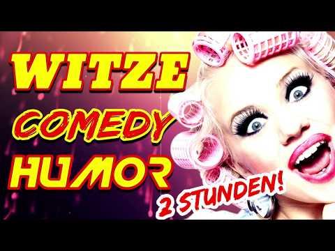 Witze - 2 STUNDEN WITZE  - (Lustige Witze, Schwarzem Humor)