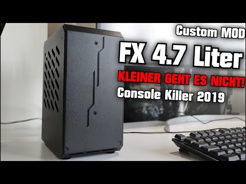 Custom MOD FX 4.7L KLEINER GEHT ES NICHT!