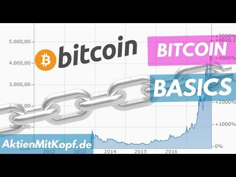 Bitcoin Basics - Wie verdienen Bitcoin Miner Geld, was sind Forks etc.