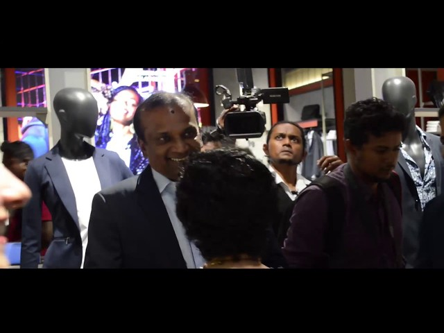 Opening of Colombo City Centre