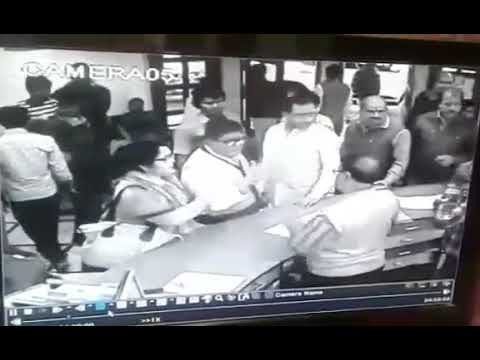 Bihar west bengal real story minister suresh sharma attack on hotel staff in tarapith