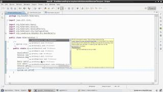 Hibernate Tutorial 25 - Introducing HQL and the Query Object