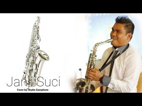 Lagu janji suci/Yovi and Nuno#cover Boyke Simanjuntak