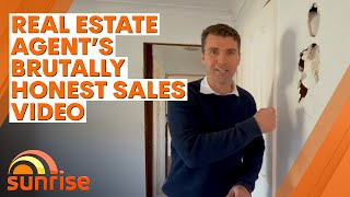 The real estate agent turning negatives into a positive   7NEWS