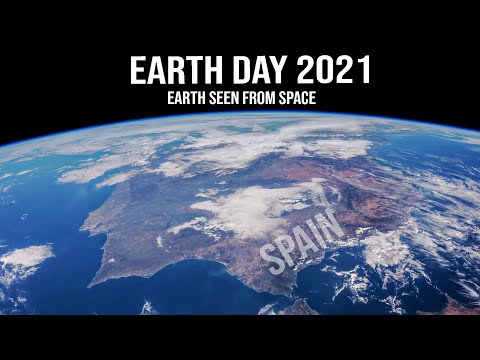 Earth Day 2021 : 2 Hours of Planet Earth Seen From Space