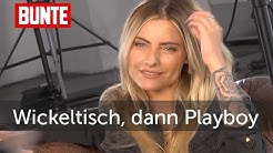 """Simone Thomalla - """"Vom Wickeltisch in den Playboy""""   - BUNTE TV"""