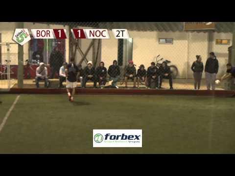 Borussia vs. Los Nocheros