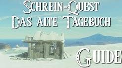 ZELDA: BREATH OF THE WILD - Schrein-Quest - Das alte Tagebuch / Suma-Sama-Schrein