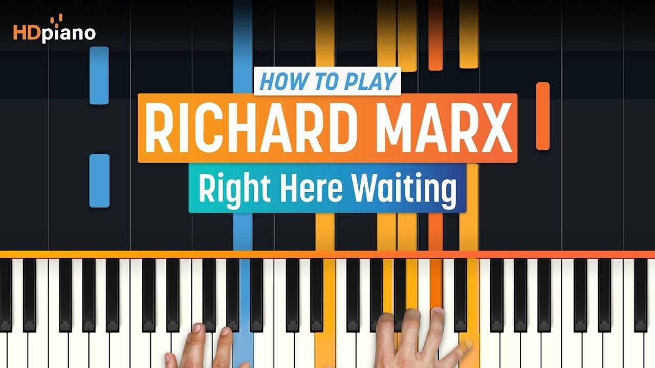 richard marx right here waiting übersetzung